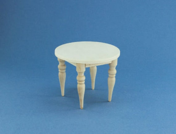 GORGEOUS Dollhouse Miniature Decorative French Console Accent Table #S4541