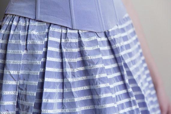 Vintage 1980s Gunne Sax corset dress, Gunne Sax, … - image 3