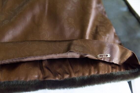 70s vintage faux fur coat, vintage faux fur coat,… - image 7