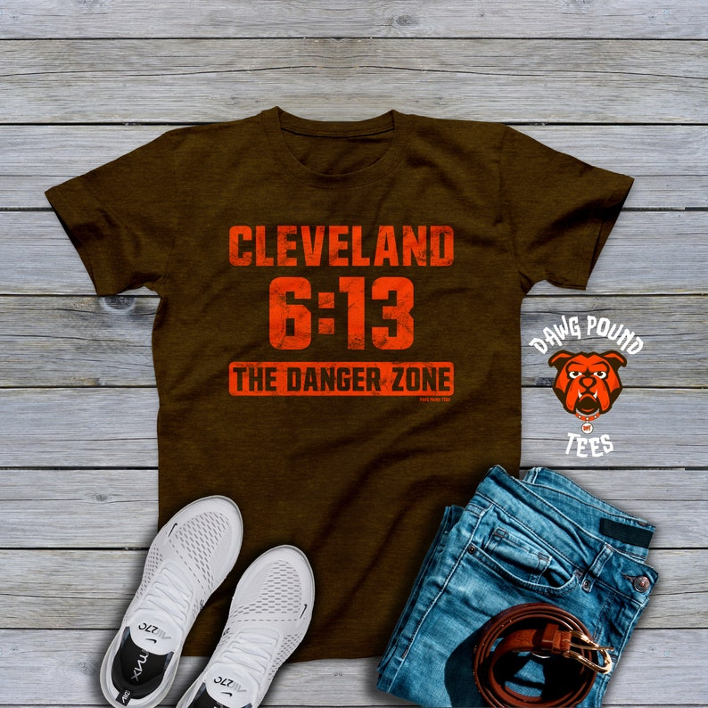 check out c3390 02319 Cleveland 6:13 Shirt, Cleveland Browns Shirt, Cleveland Browns, Browns  T-Shirt, Browns Shirts, Odell Beckham, Baker Mayfield