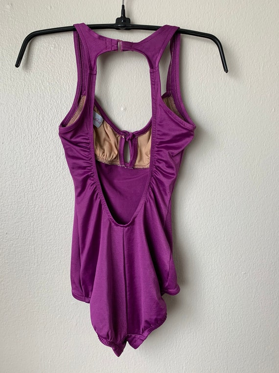 Vintage 70s/80s Swimsuit   Size XS/S   Rose Marie… - image 3