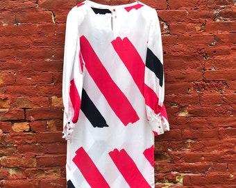 Vintage Howard Wolf of Dallas & New York Dress | Made in the USA