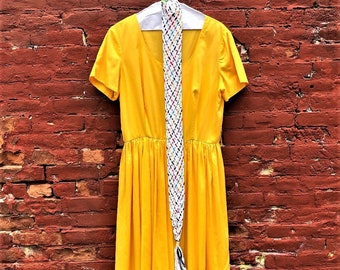 Vintage Dress by Caron of Chicago in Excellent Condition