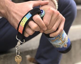OCOW Pop Art Key Strap w/ Bottle Opener