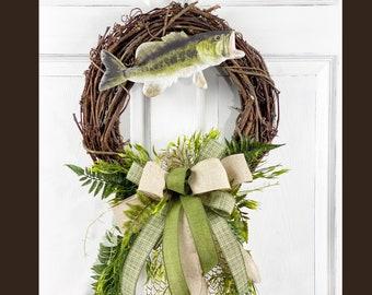 Door wreath Vintage  Decoration Snails and  starfish wreath Handmade Wall Hanging accent Table decor Door ornament