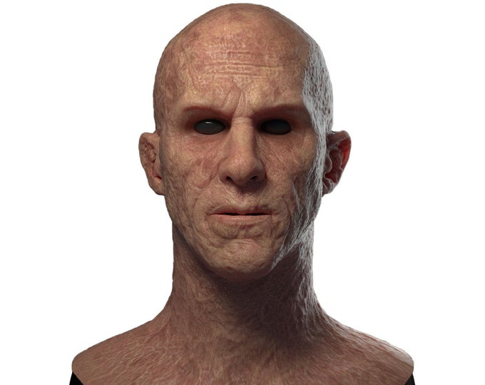 Silicone Mask | Deadpool Halloween Mask