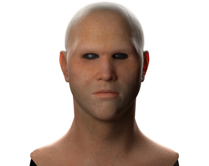 Silicone Mask | Realistic Young Male Disguise Mask