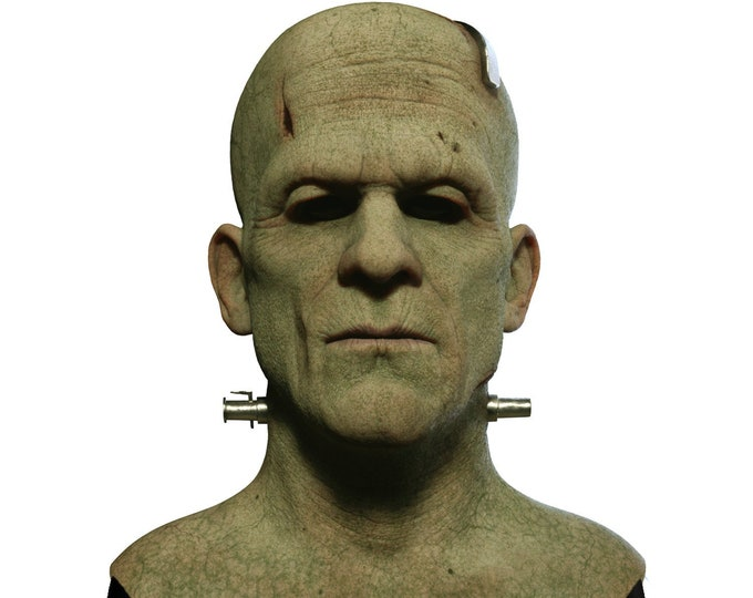 Silicone Mask | Monster Halloween Mask