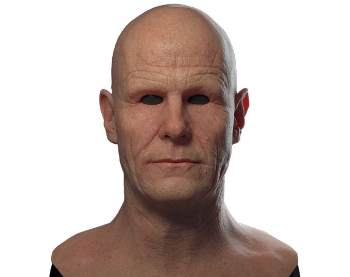 Silicone Mask | Realistic Gentleman Disguise Mask