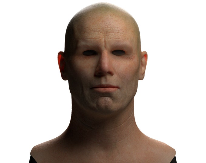 Silicone Mask | Realistic Handsome Man Disguise Mask