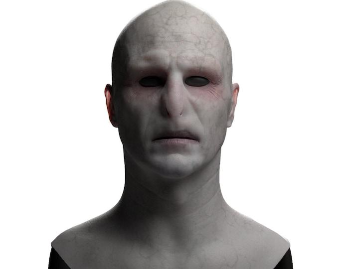 Silicone Mask | Voldemort Halloween Mask
