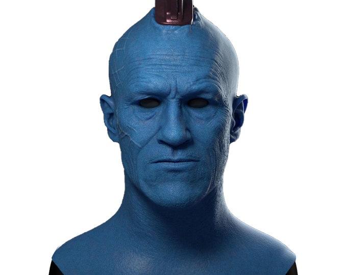 Silicone Mask | Yondu Udonta Halloween Mask