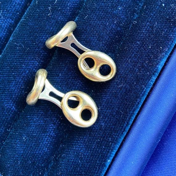 Van Cleef & Arpels Vintage Gold Cufflinks