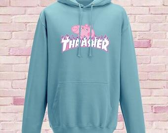 49dad4c8 Peppa Thrasher Hoody