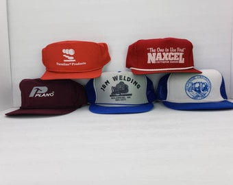8c383442f 70's trucker hats | Etsy
