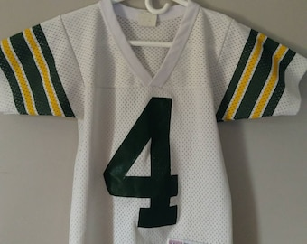the latest 0c3b9 68877 90s favre jersey   Etsy