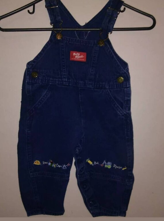 NEW Cowgirl Bib Overalls Girl Sizes 9 mos-5T Blue Denim Jeans Baby /& Toddler