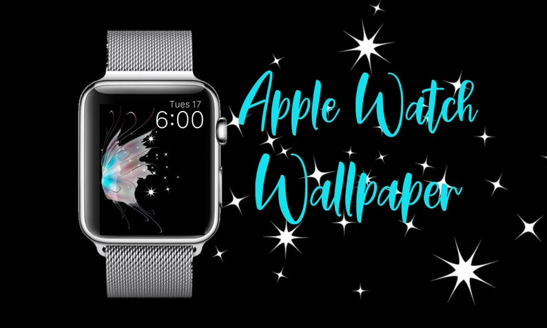Apple Watch Wallpaper Face Cover Art For Apple Watch Custom Cover Art Apple Watch Face