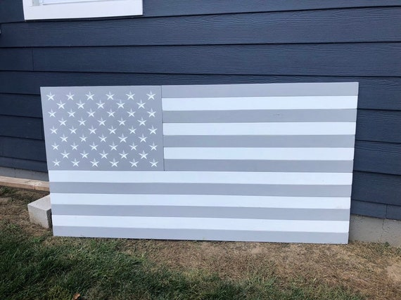 Farmhouse American Flag