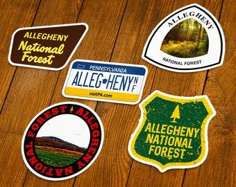 "Siuslaw National Forest Decal Sticker 3.75/"" x 2.5/"" Oregon Park Vinyl"