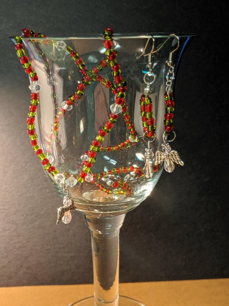Christmas Jewelry Set