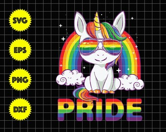 Free unicorn svg | Etsy