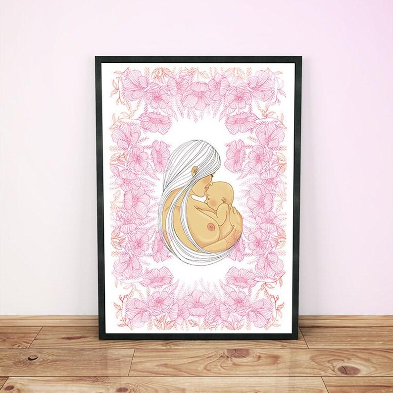 Mum Love  Decorative foil to brighten a corner of home or image 0