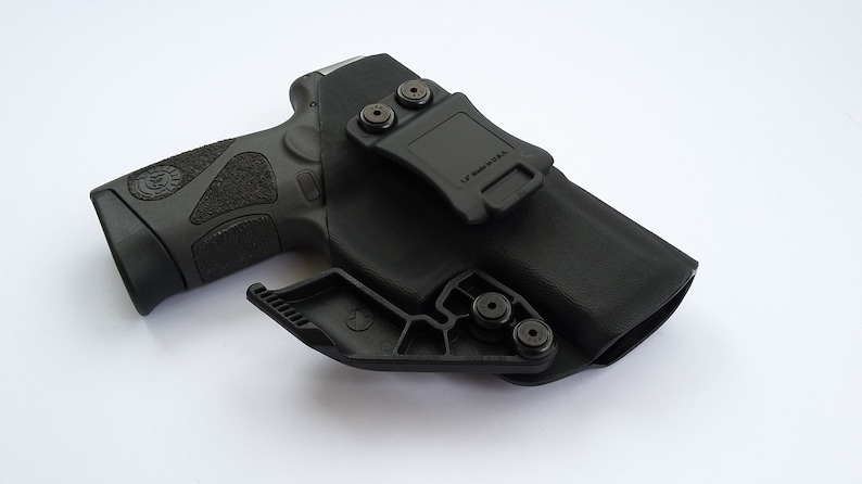 CZ PCR Appendix Carry Kydex Holster w/ RCS Claw - Cz 75 D Compact Holster