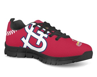 694bef5d Cardinals shoes | Etsy