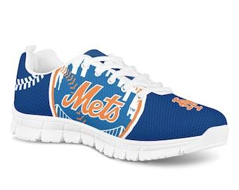d56102a1d3cbe Mets shoes | Etsy