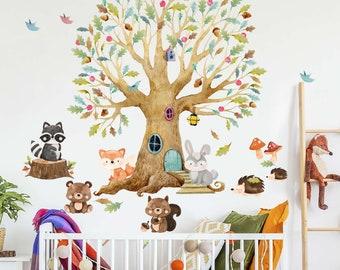 Wandtattoo Kinderzimmer Etsy