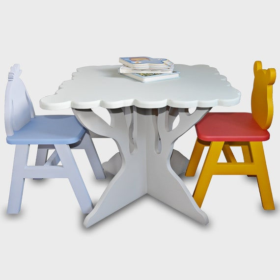 Fine Winnie The Pooh Kids Table Chair Set Andrewgaddart Wooden Chair Designs For Living Room Andrewgaddartcom