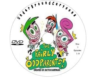 Fairly oddparents | Etsy