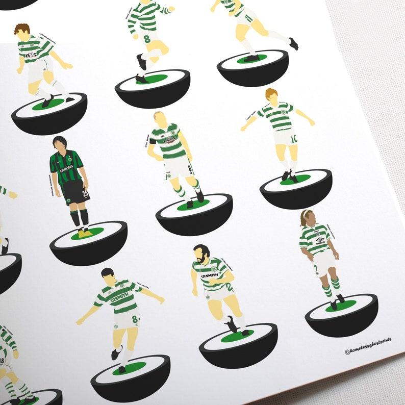 Celtic A2 Art Print