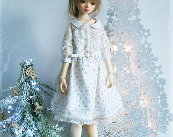 the Fairy dress -  for bjd Msd unoa / minifee