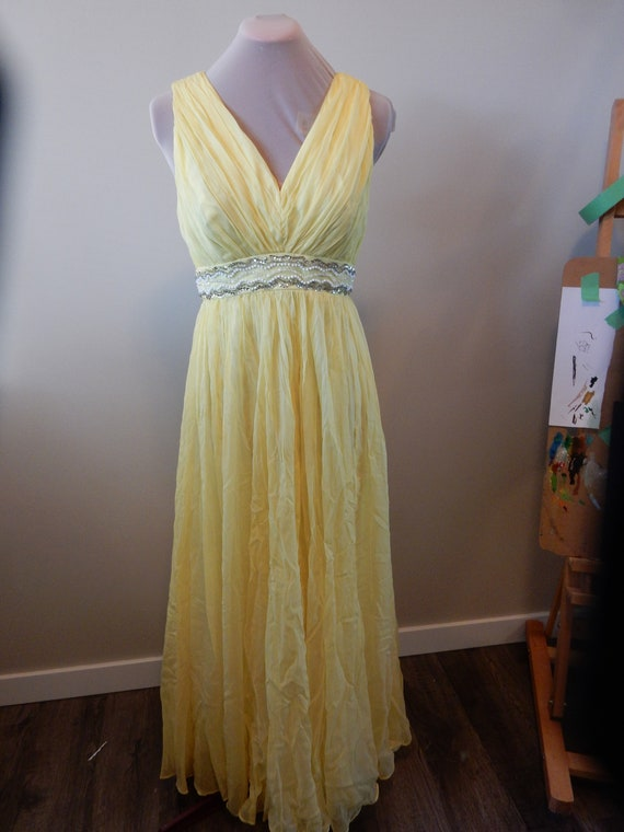 1960's Formal Gown