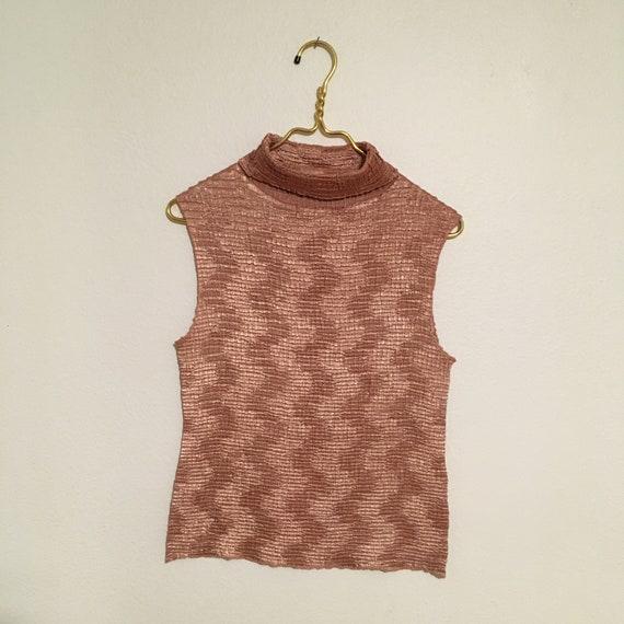 Vintage 1990's Scrunchie Shirt