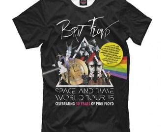 2b06a7826f9f0a Pink Floyd Rock Tour T-Shirt, Men's Women's Sizes