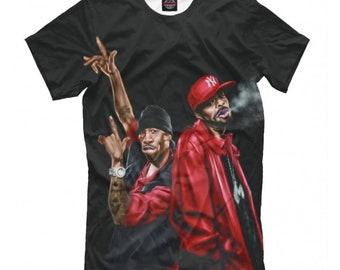 b063033904a8 Method Man & Redman Art T-Shirt, Men's Women's Sizes