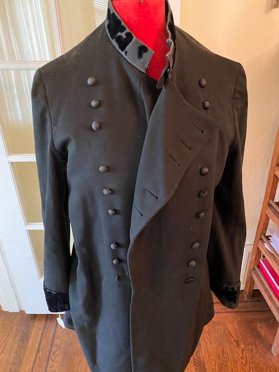Red Cross antique woolen jacket