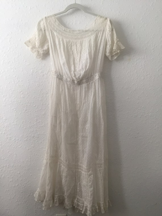 Victorian Day Dress