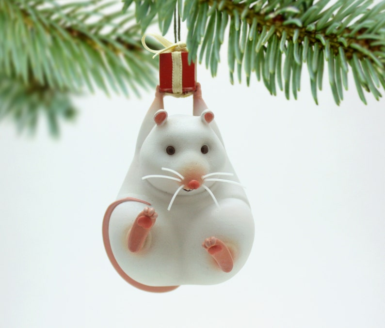 Christmas Gifts 2020 For Mentor Symbol 2020 Rat Christmas gift Christmas present idea for   Etsy