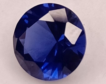 Lab created sapphire | Etsy