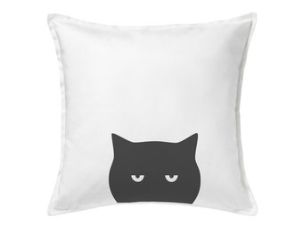 Grumpy cat pillow | Etsy