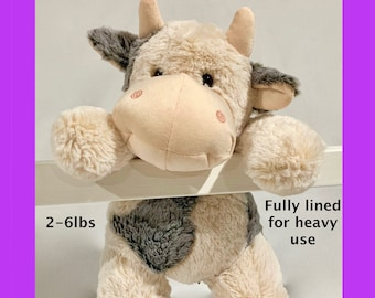 Weighted stuffed toy   Etsy