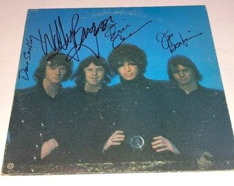 COA Matching Holograms Eric Carmen Signed Autographed Eric Carmen Record Album