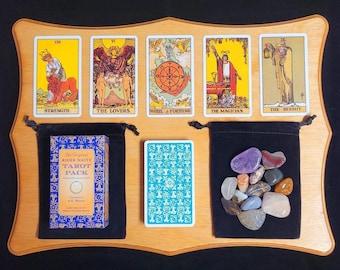 The Original Tarot Deck, 78 Cards, Tarot Card Set, Tarot Gifts, Vintage Tarot Cards, Beautiful Tarot Deck, Unique Tarot Deck Rider-Waite