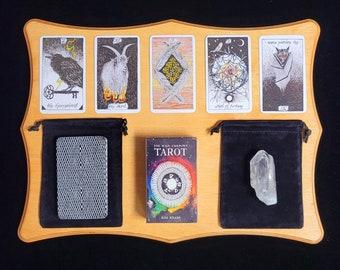 Wild Unknown Tarot Deck, 78 Cards, Tarot Card Set, Tarot Gifts, Vintage Tarot Cards, Tarot Card Deck, Unique Tarot Deck, Tarot Cards