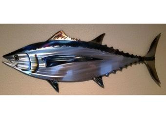 Tuna Wall Art Etsy