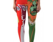 The Beatles Leggings